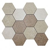 CT 68403010 HEX - 300x300x10 mm